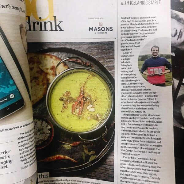Did you spot us in the Yorkshire Post at...