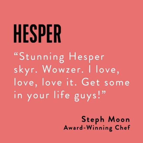 Renowned chef @stephaniemoon1297 knows a...
