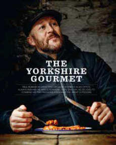 logo the yorkshire gourmet