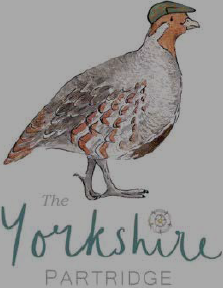 logo the yorkshire partridge